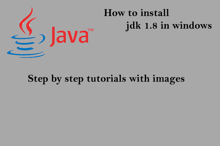 How to install Java 10 in windows