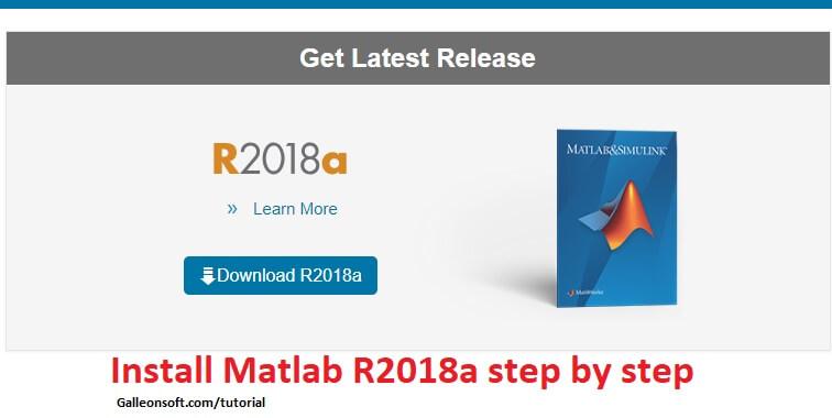 install-matlab-r2018a